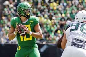 3 QBs Could Go in NFL Draft's Top 5 Picks [Video]
