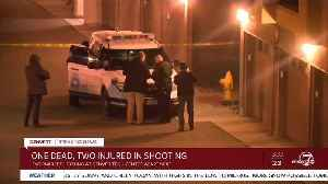 Shooting in Denver Tech Center early Wednesday leaves 1 dead, 2 wounded [Video]