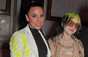 Billie Ellish and Mel C party at the Brits after-party in London [Video]