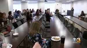 Female Economic Leaders, Executives Meet In Philadelphia To Discuss Outlook Of United States Monetary Policy [Video]