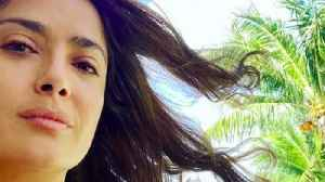Salma Hayek claps back at troll over Botox claims [Video]