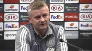 Ole: Rashford 'touch and go' to play this season [Video]