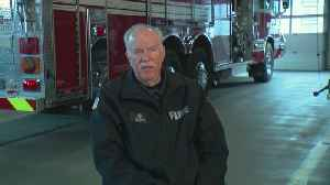 Maple Grove Fire Marshal Returns After Providing Medical Support To Evacuees From China [Video]