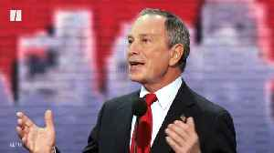 Bloomberg Endorses George W. Bush In 2003 Speech [Video]