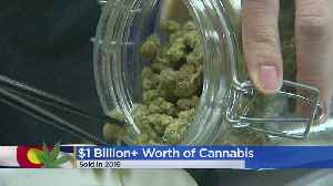 Cannabis Sales In Colorado Set Records [Video]