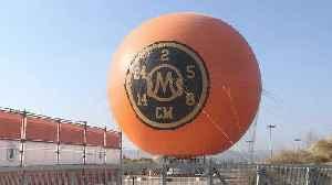 Kobe Hot Air Balloon Tribute [Video]