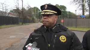 Jackson police chief debrief on shooting outside Baptist [Video]