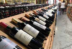 US Wine Prices to Hit a 20-Year Low [Video]