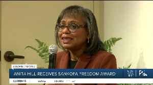 Anita Hill [Video]