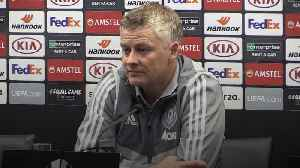 News video: Ole Gunnar Solskjaer and Andreas Pereira say Club Brugge are a threat