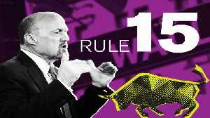 Jim Cramer's Investing Rule 15: Don't Forget About Bonds [Video]