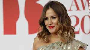 News video: Caroline Flack's Death Ruled a Suicide Following Release of Unpublished Instagram Post