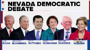 Nevada Debate To Feature A New Face [Video]