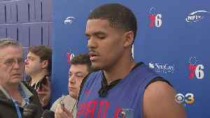 Sixers Gearing Up For Second-Half Of Season [Video]