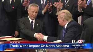 Trade War's Impact On North Alabama [Video]