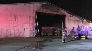 New Details on Storage Facility Fire (2-19-20) [Video]