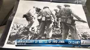 75th Anniversary of The Battle of Iwo Jima [Video]