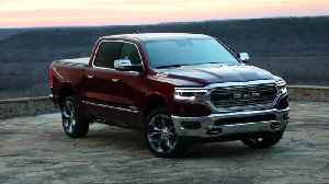 2020 Ram 1500 Limited Design Preview [Video]