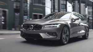 New Volvo V60 Driving Video [Video]