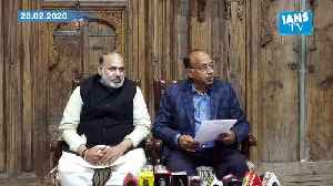 BJP leader Vijay Goel sets up CM Kejriwal's agenda for Delhi [Video]