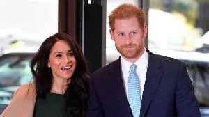 Duke and Duchess of Sussex's royal duties to officially end in March [Video]