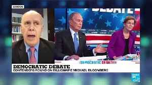 Peter Trubowitz on France 24: Elisabeth Warren was the most effective candidate in Las Vegas debate