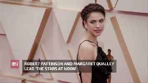 Robert Pattinson And Margaret Qualley Take On New Movie [Video]