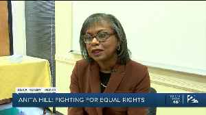 Anita Hill: Fighting For Equal Rights [Video]