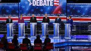 Democrats Presidential Candidates Clash In Tense Vegas Debate [Video]