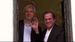 Assange offered pardon by Trump, says lawyer [Video]