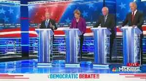 Bloomberg smacks Sanders like a pinata [Video]