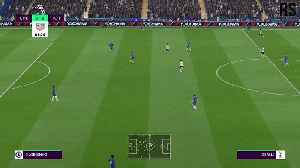 Chelsea vs Spurs predicted on FIFA 20! [Video]