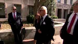 Trump ally Roger Stone faces sentencing [Video]
