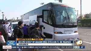 Another group of coronavirus evacuees to be released from quarantine [Video]