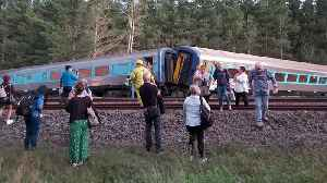 2 Dead In Train Derailment In Australia [Video]