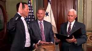 Trump names loyalist as acting head of intel agencies [Video]