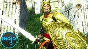 Top 10 Elder Scrolls Games [Video]