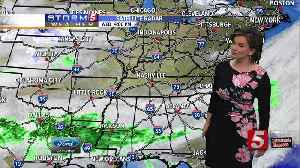 Bree's Evening Forecast: Wed., Feb. 19, 2020 [Video]