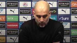 Pep Guardiola: It's not over [Video]