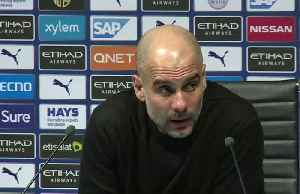 Guardiola confident City will clear their name, says he'll remain [Video]