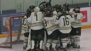 Andover Girls Hockey Team Shoots For Victory [Video]