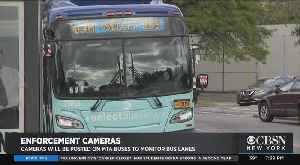 Cameras Will Be Posted On B-46 Buses To Monitor Bus Lanes [Video]