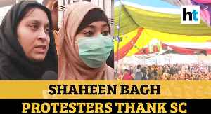 'Thankful to SC': Shaheen Bagh protesters after meeting SC-appointed mediators [Video]