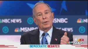 Bloomberg Targeted In Fiery Democratic Debate [Video]