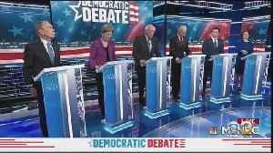 Slugfest At Democratic Presidential Debate In Las Vegas [Video]