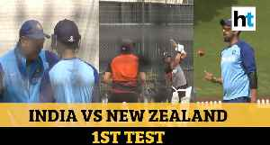 'Exciting challenge': Ajinkya Rahane ahead of India vs New Zealand 1st Test match [Video]