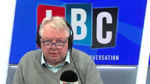 'Why make the students suffer?' Nick Ferrari confronts uni lecturer [Video]