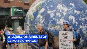 The 3 billionaires who might save our planet with their wealth [Video]