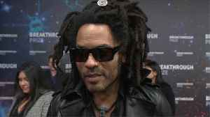 Lenny Kravitz shares sweet memories of Ja'Net DuBois