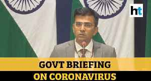Coronavirus: 8th Indian infected in Japan; more evacuations from China soon [Video]